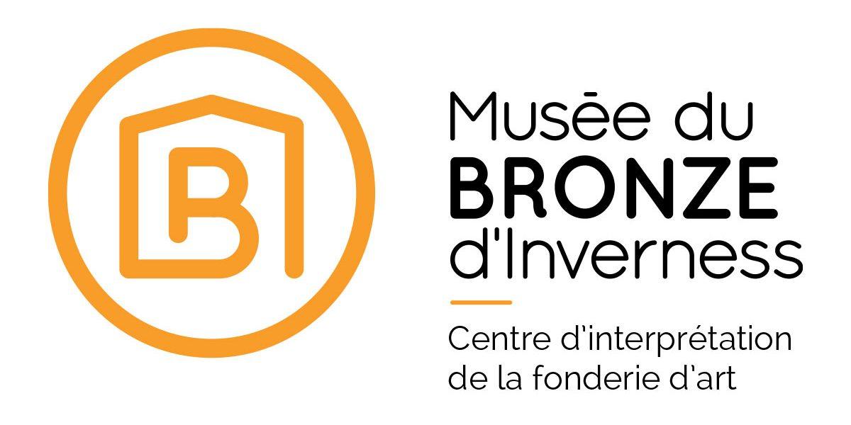nouveau logo du Musée du bronze